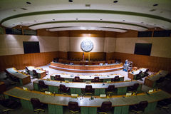 Senate of New Mexico Royalty Free Stock Photo