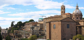 Senathus av Julius Royaltyfria Foton