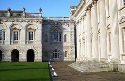 Senathus, Cambridge, England Arkivfoton