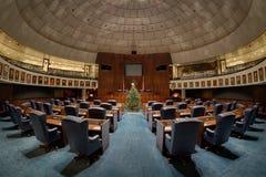 Senatkammare av Florida Arkivfoton
