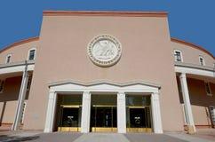 Senato del New Mexico Immagini Stock