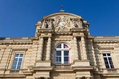 Senato francese a Parigi Fotografie Stock Libere da Diritti