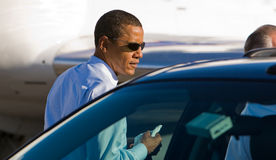 Senator Barack Obama Royalty Free Stock Photo