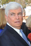 Senator Chris Dodd Stock Photo