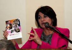 Senator Fidelma Healy Eames, Galway, Fabruary 2011 Royalty-vrije Stock Foto