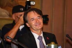 Senator Jean-Paul Alduy Royalty Free Stock Images
