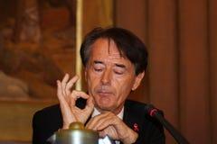 Senator Jean-Paul Alduy Stock Photos