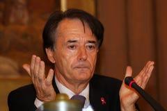 Senator Jean-Paul Alduy Royalty Free Stock Image