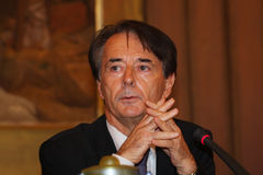 Senator Jean-Paul Alduy Stock Image