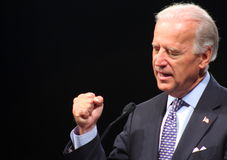 Senator Joe Biden Fotografia de Stock Royalty Free