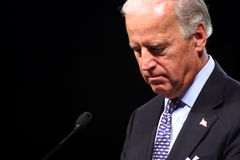 Senator Joe Biden Stock Photography