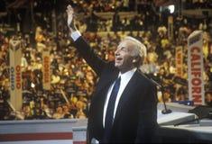 Senator Joe Lieberman Stock Image