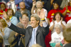 Senator John Kerry Stock Images