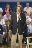Senator John Kerry addressing audience of seniors at the Valley View Rec Center, Henderson, NV Stock Photography