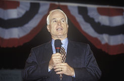 Senator John McCain Stock Photos