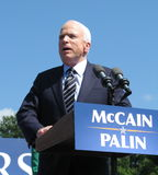 Senator John McCain Royalty Free Stock Photo