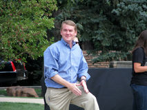 Senator Michael Bennet Royalty Free Stock Photography