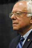 Senatora Bernie Sanders - Modesto, CA konferencja prasowa Obraz Royalty Free