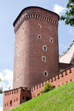 Senatorska tower of Krakow castle Royalty Free Stock Image