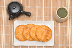 Senbei Royalty Free Stock Photo