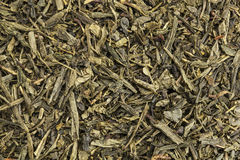 Sencha green tea Stock Images