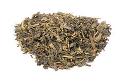 Sencha tea Stock Photo