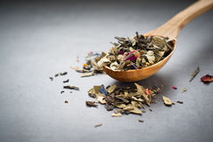 Sencha tea Royalty Free Stock Photography