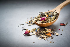 Sencha tea Royalty Free Stock Photo