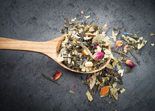 Sencha tea Stock Image