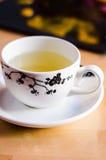 White japanese tea Stock Images
