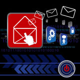 Send E-mail Stock Photos