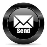 send icon Royalty Free Stock Photo