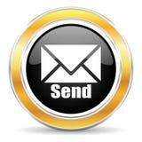 send icon Stock Photo