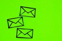 Send a letter Stock Photos
