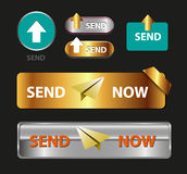 Send Now Button, Collection of Send Now Icon Stock Images