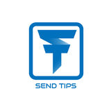 Send Tips Unique Royalty Free Stock Images