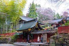 SENDAÏ, JAPON 12 avril 2017, architecture traditionnelle japonaise Photo stock