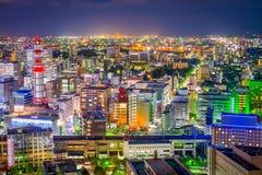 Sendai Япония стоковые изображения rf