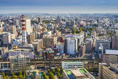 Sendai, Japan Royalty Free Stock Photography