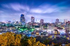 Sendai, Japan Cityscape Stock Image