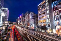 SENDAI, JAPAN Stock Photography