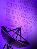 Sendende Daten Lizenzfreie Stockfotos