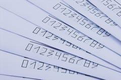 Sendender Umschlag Lizenzfreies Stockfoto