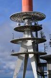 Sendeturm auf dem Brocken Stock Image