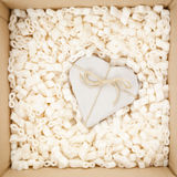 Sending Love in a Box Royalty Free Stock Images