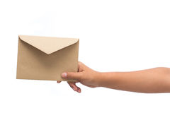 Sending mail Stock Photos