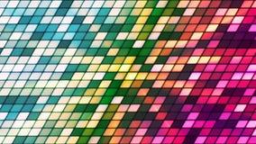 Sendung Twinklings Schrägen High Teche Würfel, Multi Farbe,  Zusammenfassung, Loopable