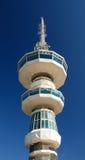 Sendungskontrollturm in Saloniki (O.T.E. Kontrollturm) lizenzfreie stockfotografie