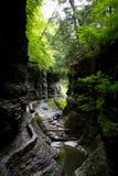 Seneca Falls Park, Nueva York Fotos de archivo libres de regalías