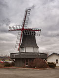 Seneca Falls Windmill Lizenzfreies Stockbild